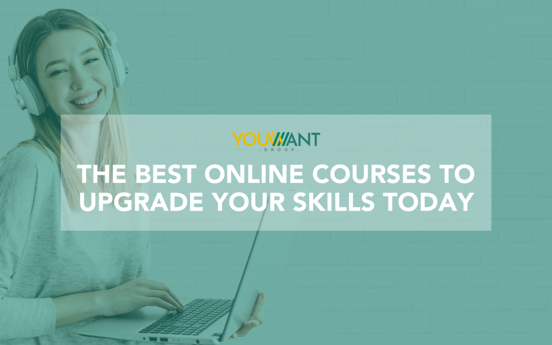 The Best Online Courses To Upgrade Your Skills Today