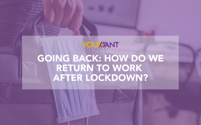 Going Back: How do we Return To Work after Lockdown?