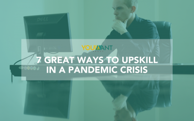 7 Great Ways to Upskill in a Pandemic Crisis