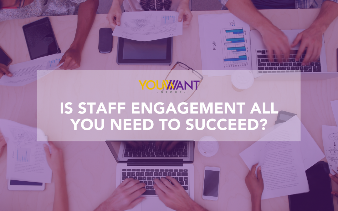Is Staff Engagement All You Need To Succeed?