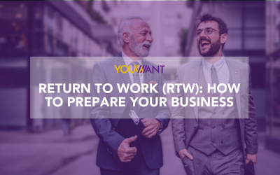 RETURN TO WORK (RTW): HOW TO PREPARE YOUR BUSINESS