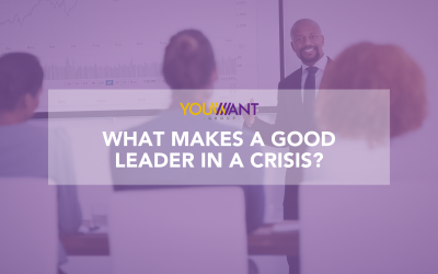 What makes a good leader in a crisis?